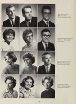 1965 Huntington High School Yearbook Page 100 & 101