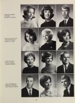 1965 Huntington High School Yearbook Page 102 & 103