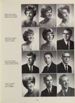 1965 Huntington High School Yearbook Page 104 & 105