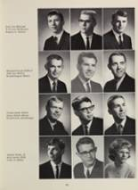 1965 Huntington High School Yearbook Page 106 & 107
