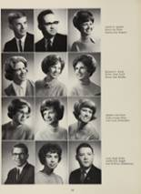 1965 Huntington High School Yearbook Page 110 & 111