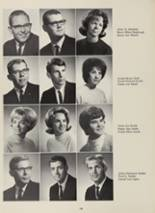 1965 Huntington High School Yearbook Page 112 & 113