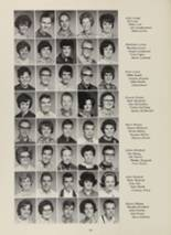 1965 Huntington High School Yearbook Page 128 & 129