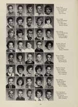 1965 Huntington High School Yearbook Page 134 & 135