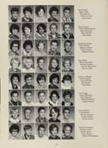 1965 Huntington High School Yearbook Page 136 & 137