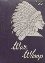 1955 Yearbook Port Neches-Groves High School