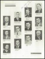 1955 Grand Ledge High School Yearbook Page 12 & 13