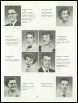 1955 Grand Ledge High School Yearbook Page 26 & 27