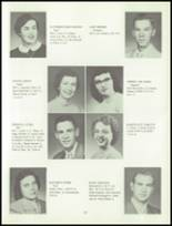 1955 Grand Ledge High School Yearbook Page 30 & 31