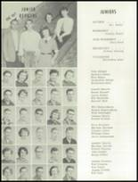 1955 Grand Ledge High School Yearbook Page 36 & 37