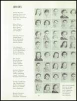 1955 Grand Ledge High School Yearbook Page 38 & 39