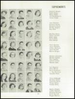 1955 Grand Ledge High School Yearbook Page 44 & 45