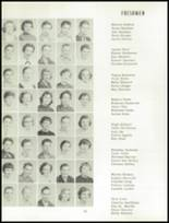 1955 Grand Ledge High School Yearbook Page 50 & 51