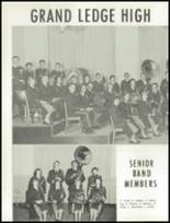 1955 Grand Ledge High School Yearbook Page 54 & 55