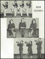 1955 Grand Ledge High School Yearbook Page 56 & 57