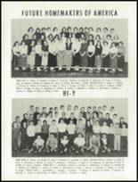 1955 Grand Ledge High School Yearbook Page 60 & 61
