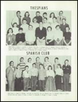 1955 Grand Ledge High School Yearbook Page 62 & 63