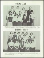 1955 Grand Ledge High School Yearbook Page 64 & 65