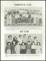 1955 Grand Ledge High School Yearbook Page 66 & 67