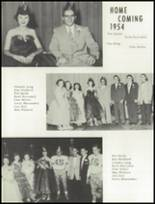 1955 Grand Ledge High School Yearbook Page 72 & 73