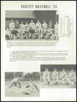 1955 Grand Ledge High School Yearbook Page 78 & 79
