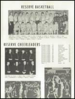 1955 Grand Ledge High School Yearbook Page 80 & 81