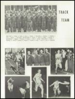1955 Grand Ledge High School Yearbook Page 84 & 85