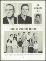 1955 Grand Ledge High School Yearbook Page 90 & 91