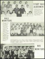 1955 Grand Ledge High School Yearbook Page 92 & 93