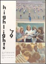 1979 Clyde High School Yearbook Page 20 & 21