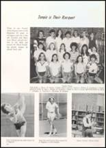 1979 Clyde High School Yearbook Page 128 & 129