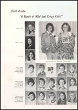1979 Clyde High School Yearbook Page 142 & 143
