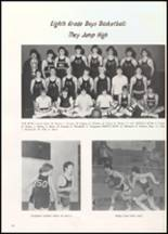 1979 Clyde High School Yearbook Page 154 & 155