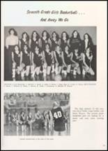 1979 Clyde High School Yearbook Page 156 & 157