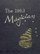 1963 Yearbook Muncie Central High School