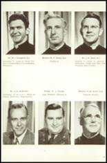 1951 Campion Jesuit High School Yearbook Page 20 & 21