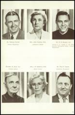 1951 Campion Jesuit High School Yearbook Page 22 & 23