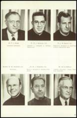 1951 Campion Jesuit High School Yearbook Page 24 & 25