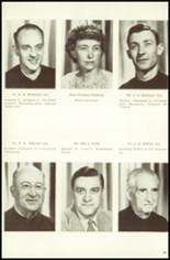 1951 Campion Jesuit High School Yearbook Page 28 & 29
