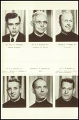 1951 Campion Jesuit High School Yearbook Page 32 & 33
