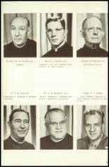 1951 Campion Jesuit High School Yearbook Page 34 & 35