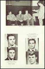 1951 Campion Jesuit High School Yearbook Page 38 & 39