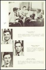 1951 Campion Jesuit High School Yearbook Page 40 & 41