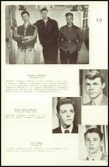 1951 Campion Jesuit High School Yearbook Page 42 & 43