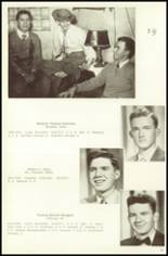 1951 Campion Jesuit High School Yearbook Page 50 & 51