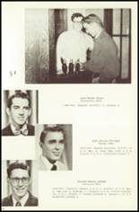 1951 Campion Jesuit High School Yearbook Page 52 & 53