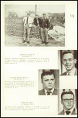 1951 Campion Jesuit High School Yearbook Page 54 & 55