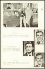 1951 Campion Jesuit High School Yearbook Page 56 & 57