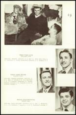 1951 Campion Jesuit High School Yearbook Page 58 & 59