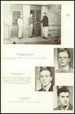 1951 Campion Jesuit High School Yearbook Page 60 & 61